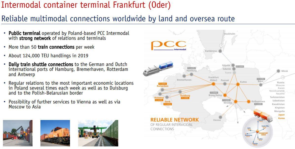 Die wichtigsten Informationen zum KV-Terminal